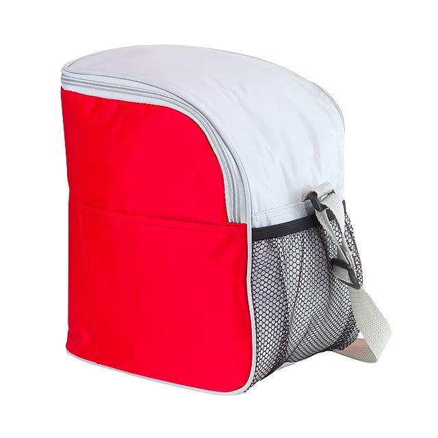Chladící taška GLACIAL - červená