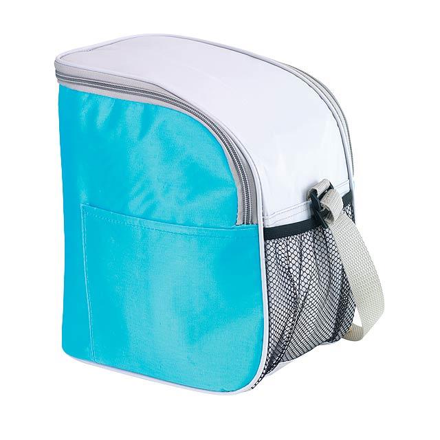Chladící taška GLACIAL - nebesky modrá