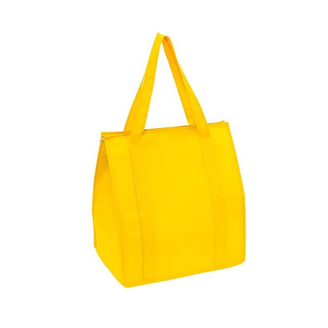 Chladící taška DEGREE - žlutá