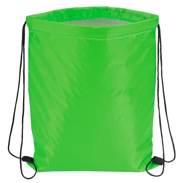 Chladící batoh ISO COOL - zelená