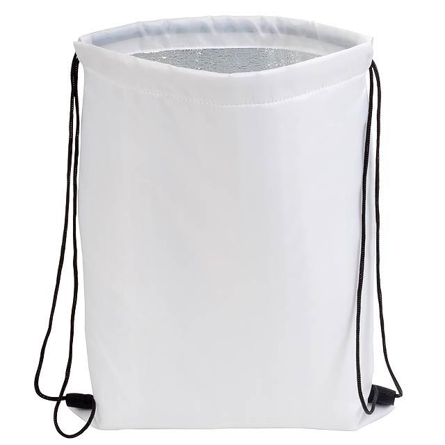 Chladící batoh ISO COOL - bílá