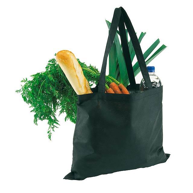 Nákupní taška MARKET - černá