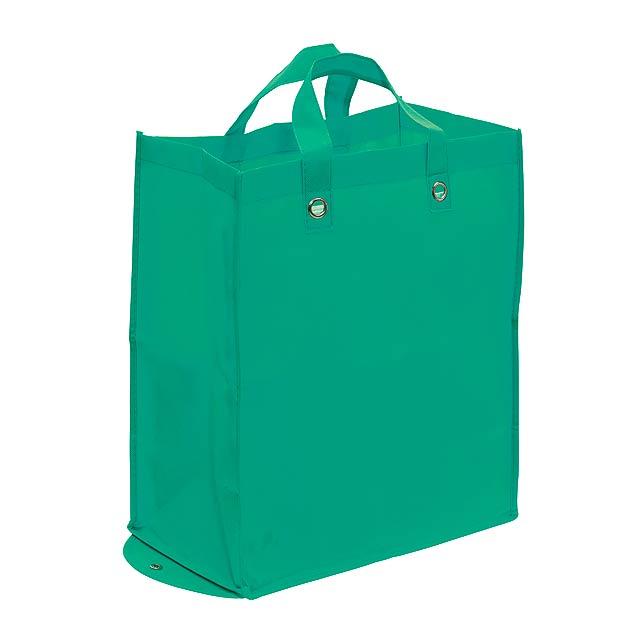 Nákupní taška PALMA - zelená