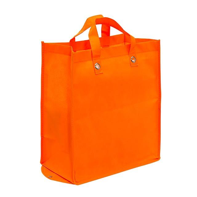 Nákupní taška PALMA - oranžová