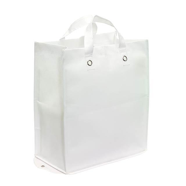 Nákupní taška PALMA - bílá