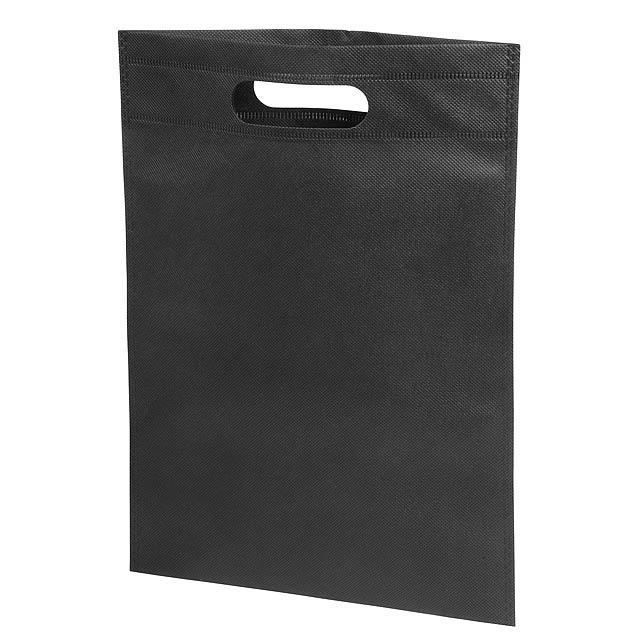 Small shopping bag STORE - black