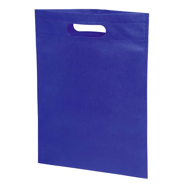 Small shopping bag STORE - blue