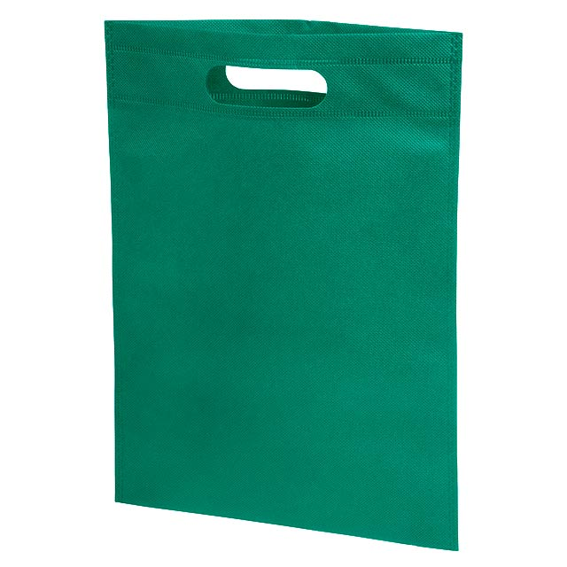 Small shopping bag STORE - green