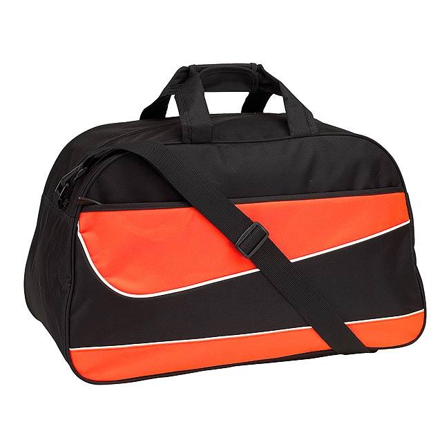 Sportovní taška PEP - oranžová