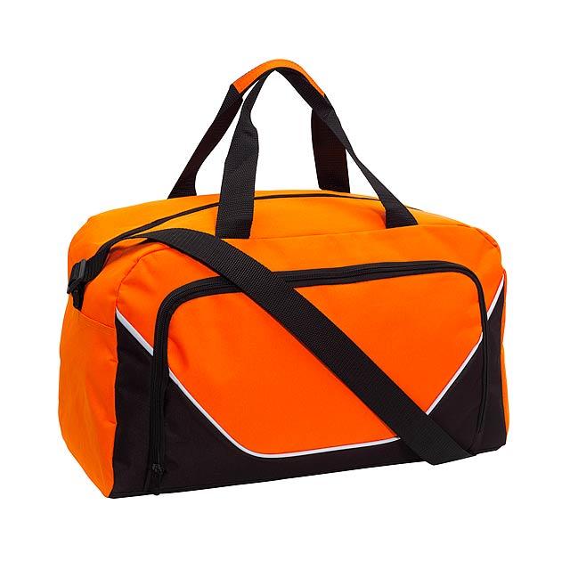 Sportovní taška JORDAN - oranžová