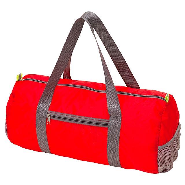 Sportovní taška VOLUNTEER - červená