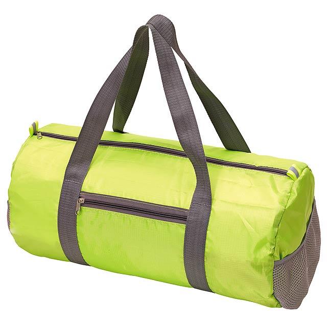 Sportovní taška VOLUNTEER - zelená
