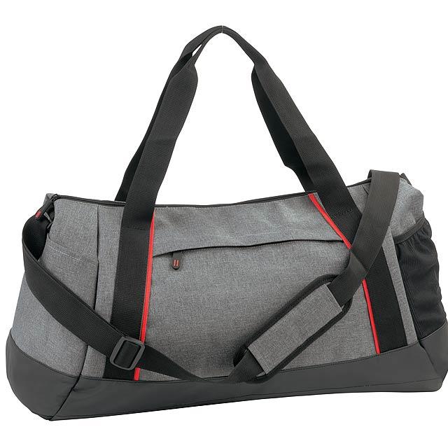 Sportovní taška SPLIT - červená