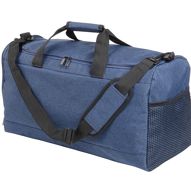 Sportovní taška LEISURE - modrá