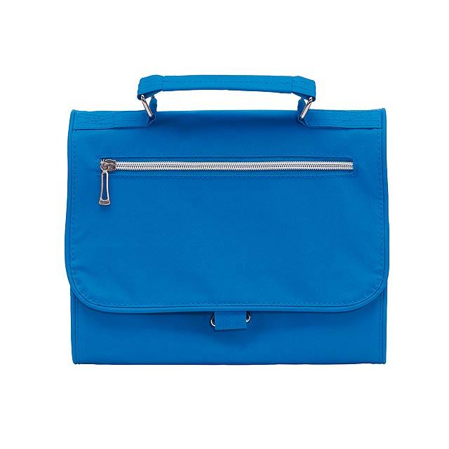 Kosmetická taška STAR - modrá