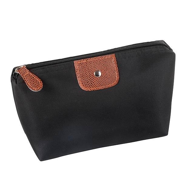 Kosmetická taška ACCESSORY - černá