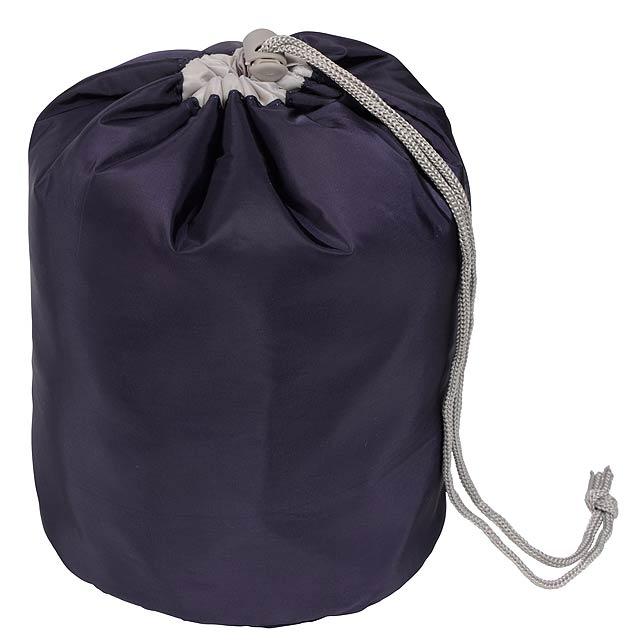 Toaletní taška TUBE - modrá