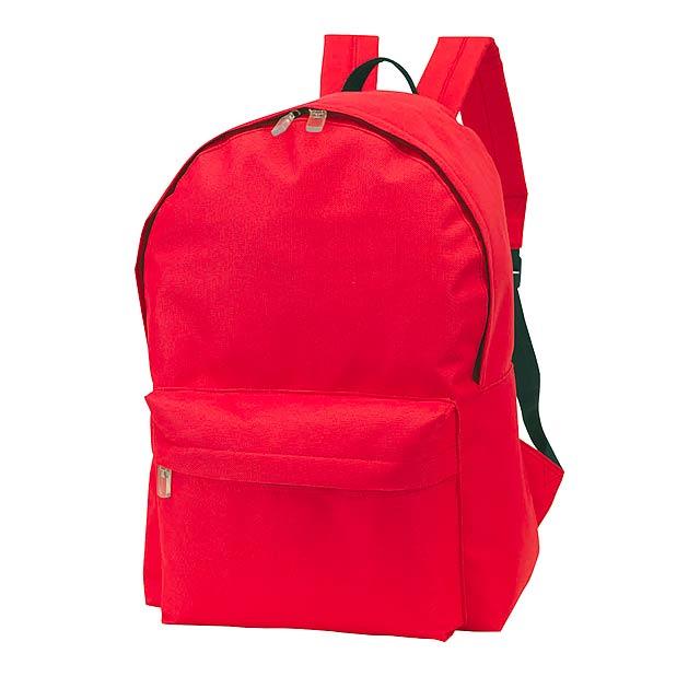 Batoh TOP - červená
