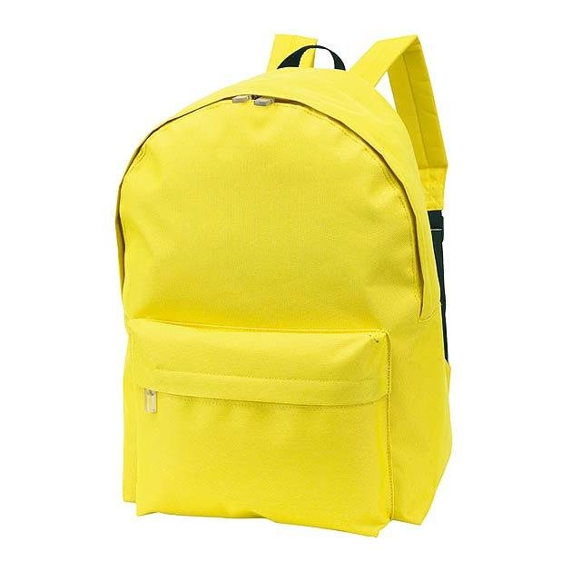 Batoh TOP - žlutá