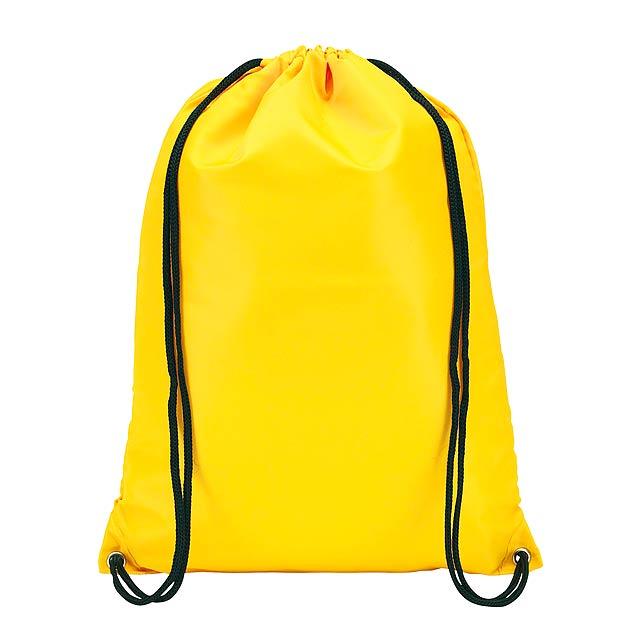Batoh TOWN - žlutá