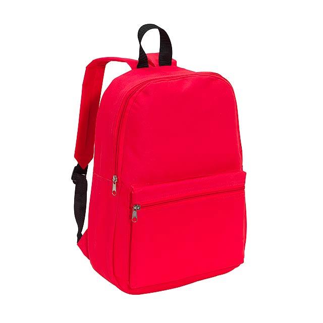Batoh CHAP - červená