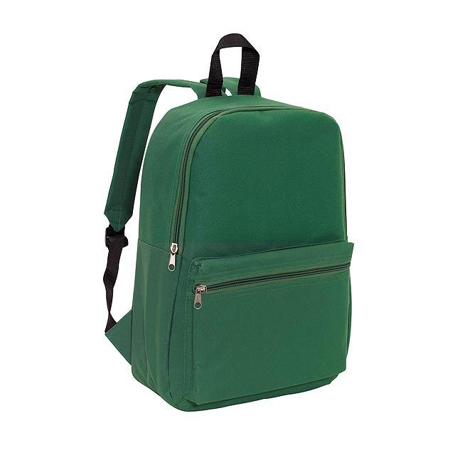 Batoh CHAP - zelená
