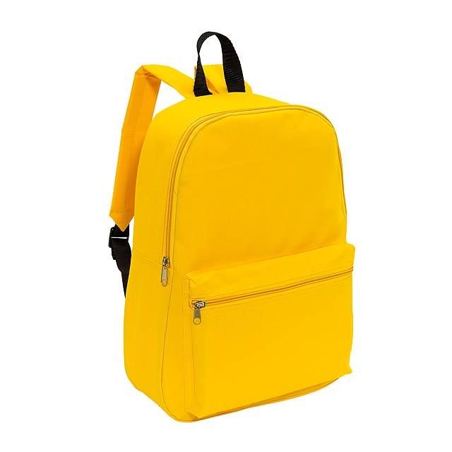 Batoh CHAP - žlutá