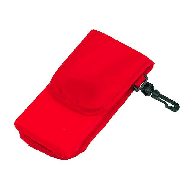 Nákupní taška SHOPPY - červená