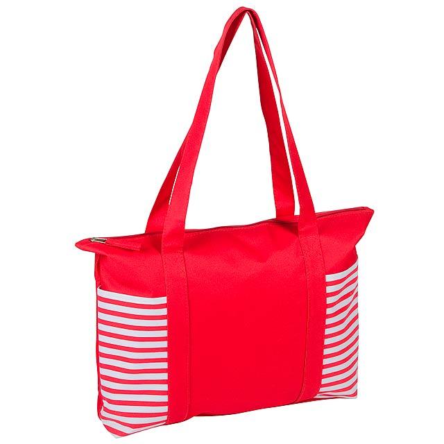 Nakupní taška TWIN - červená