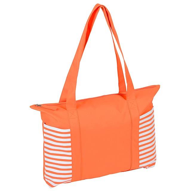 Nakupní taška TWIN - oranžová
