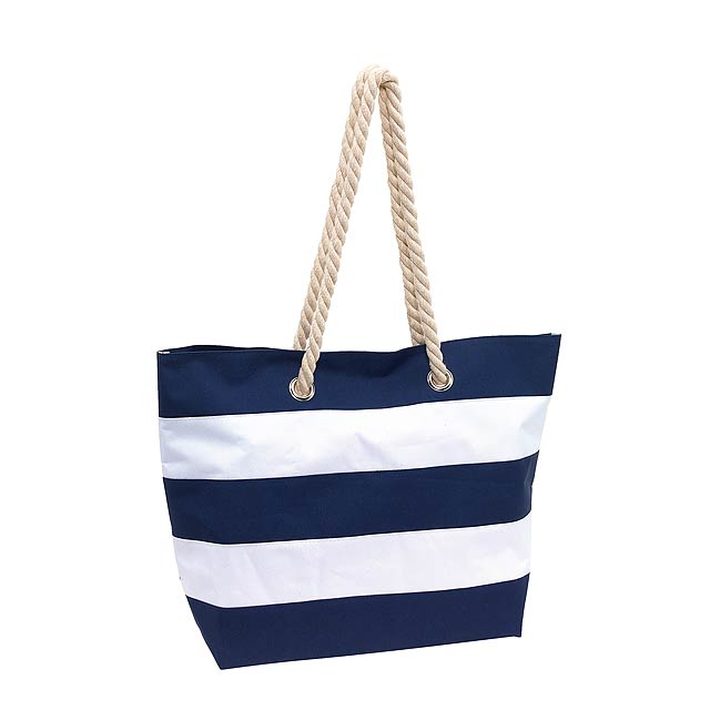Taška na pláž SYLT - modrá