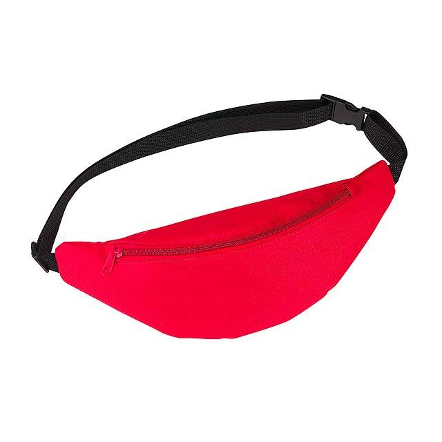 Ledvinka BELLY - červená