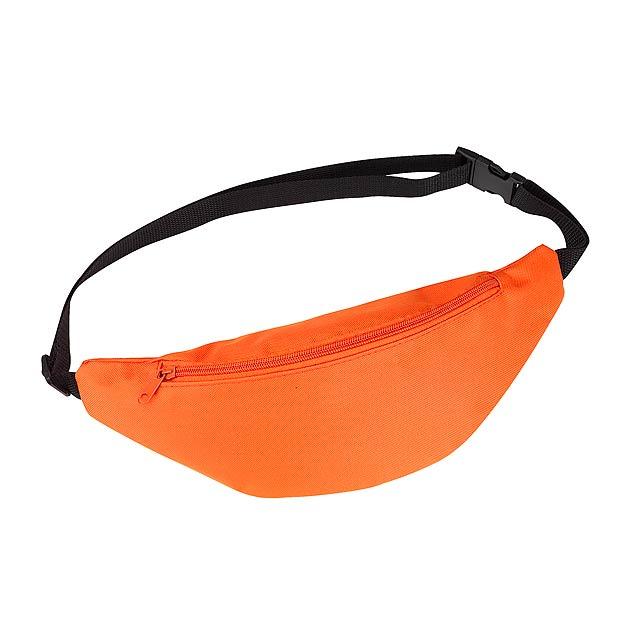 Ledvinka BELLY - oranžová