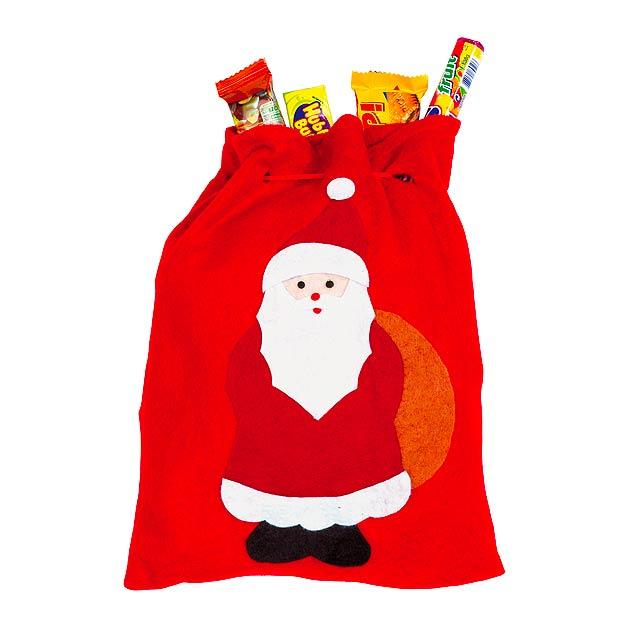 Christmas bag AMAZING - white