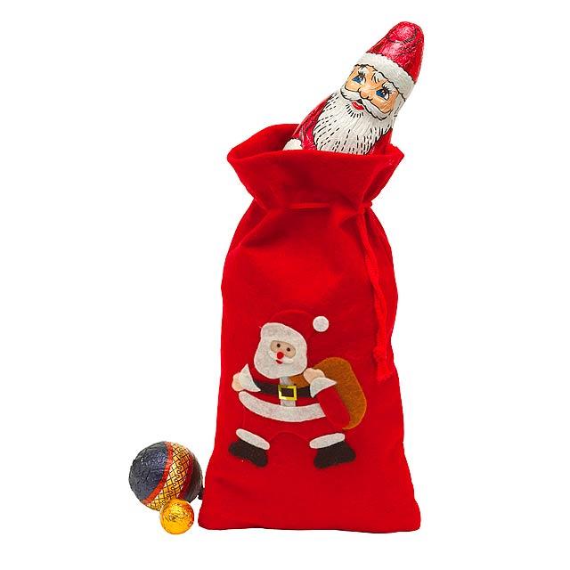 Christmas bag EXCITING - white