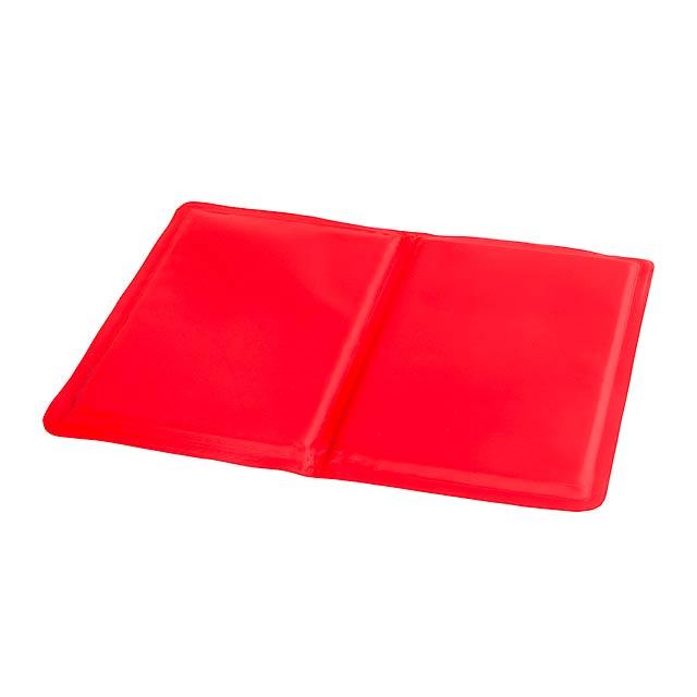 Univerzální chladicí rohož FRIDGET - červená