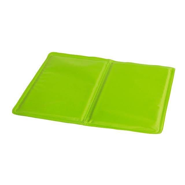 Univerzální chladicí rohož FRIDGET - citrónová - limetková
