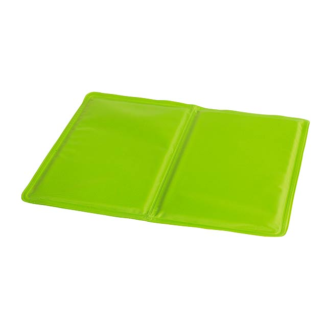Universal cooling mat FRIDGET - lime