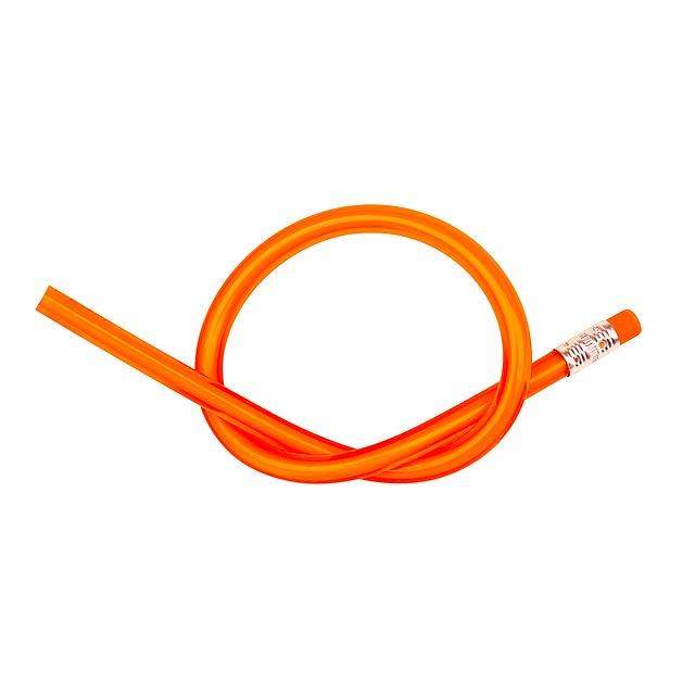 Flexible pencil AGILE - orange