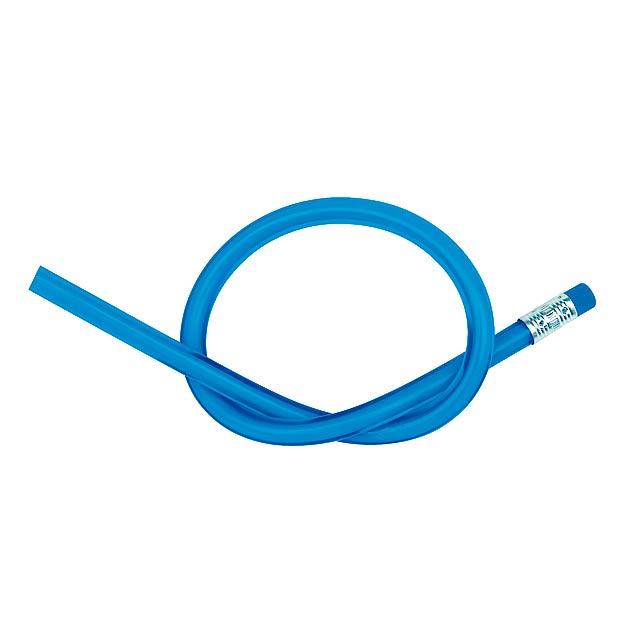 Flexibler Bleistift AGILE - blau