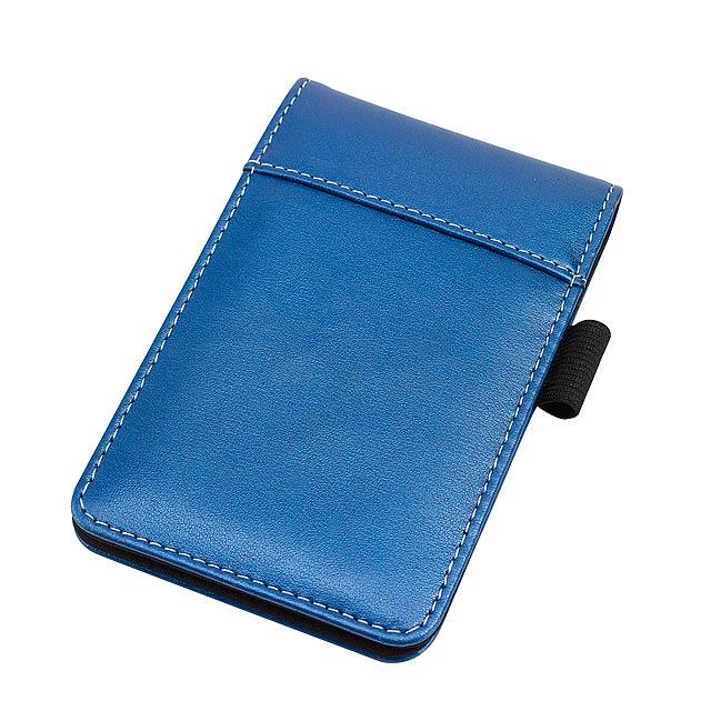 Notefolio GENTLE - modrá