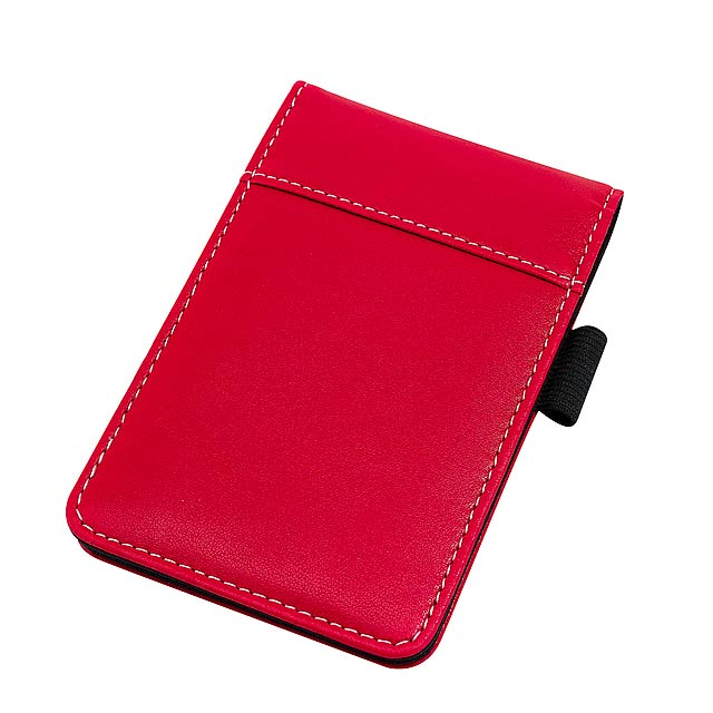 Notefolio GENTLE - červená