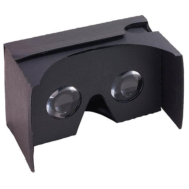 Brýle na virtuální realitu IMAGINATION LIGHT - černá