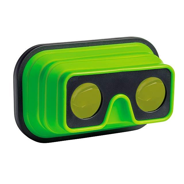 VR brýle IMAGINATION FLEX - zelená