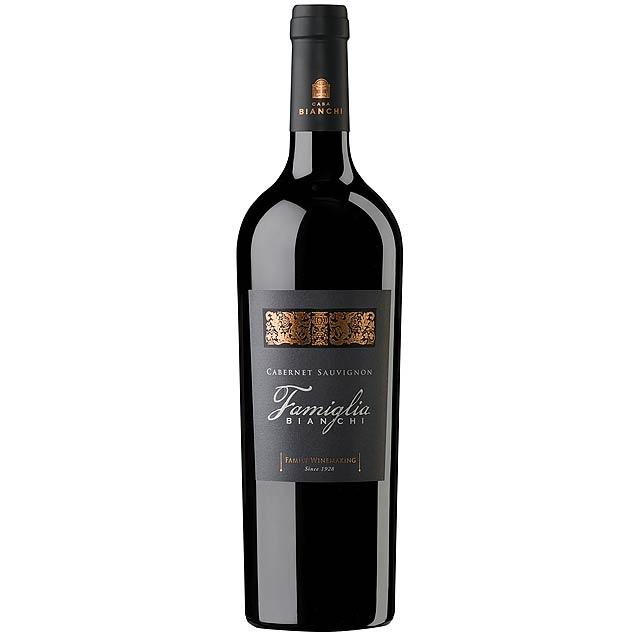 Red Wine, 2012 FAMIGLIA BIANCHI – CABERNET SAUVIGNON -