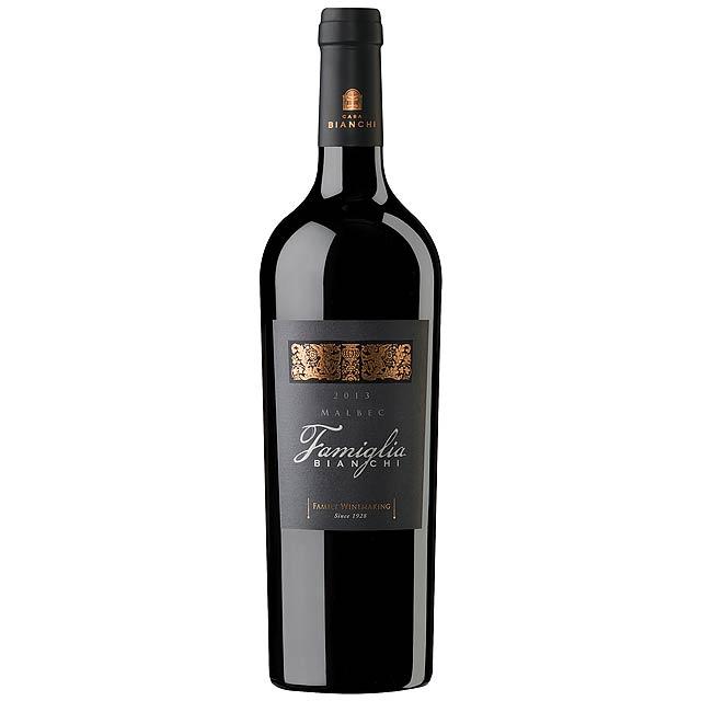 Red Wine, 2013 FAMIGLIA BIANCHI – MALBEC -