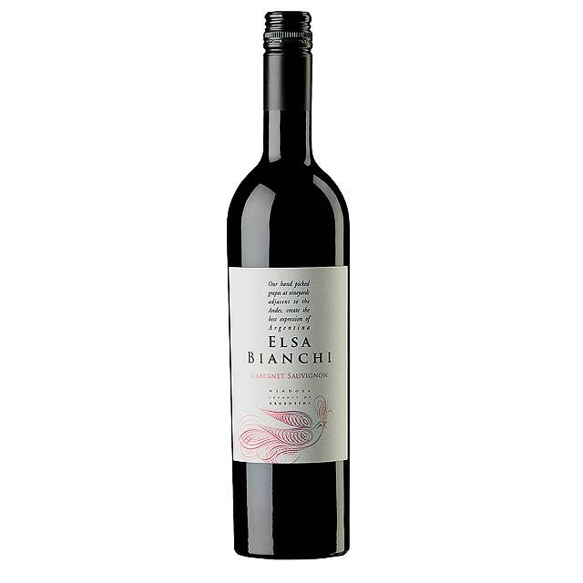 Red Wine, 2015 ELSA BIANCHI - CABERNET SAUVIGNON -