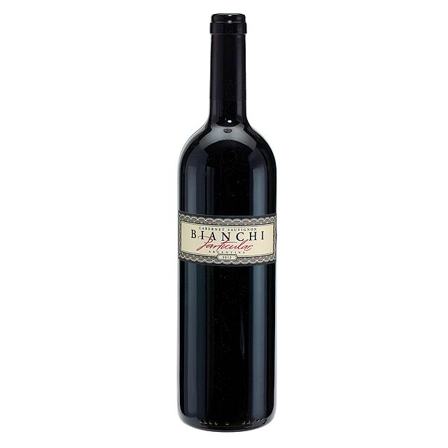 Red Wine, 2012 BIANCHI Particular – Cabernet Sauvignon -
