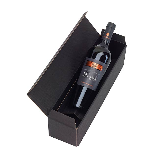 Red Wine, 2012 FAMIGLIA BIANCHI – CABERNET SAUVIGNON. Delivered in a high-quality gift box. - red