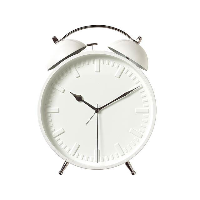 Nástenné hodiny RING RING - biela